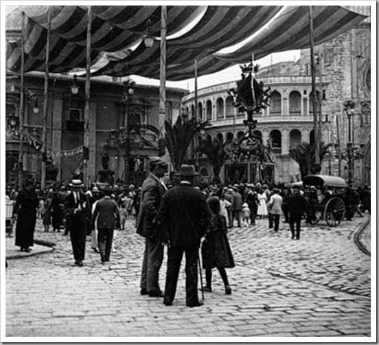 1919 Fiesta del Corpus