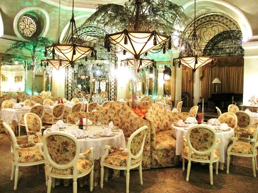 Champagne Room at The Manila Hotel