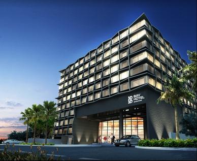 Bay Hotel Singapore Facade