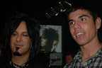 NIKKI SIXX press conference