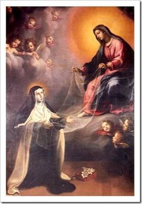 St Mary Magdalene de Pazzi