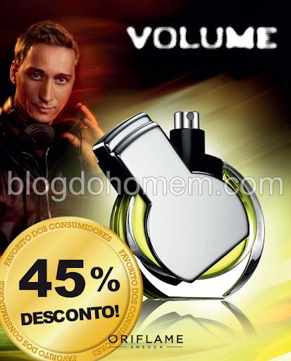 Volume para Homem – Catálogo 08/2011