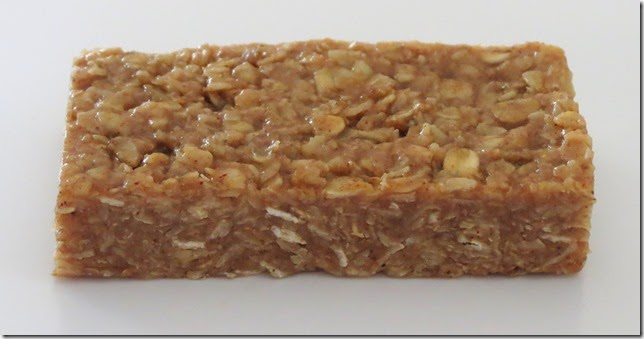 Snickerdoodle Granola Bars, Gluten Free