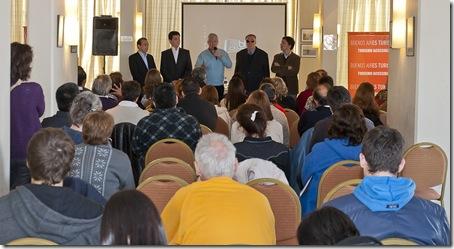 Se desarrollo en Santa Teresita una jornada para la integración turística de discapacitados