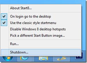 Start-8-options