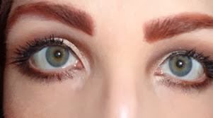 The Nude Mattes Eyeshadow Palette_look 1 eyes open