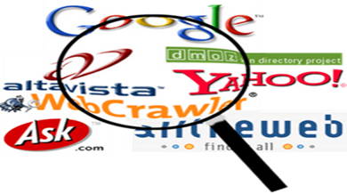 Como funcionam os motores de busca