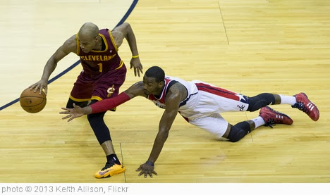 'Jarrett Jack, John Wall' photo (c) 2013, Keith Allison - license: http://creativecommons.org/licenses/by-sa/2.0/