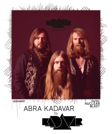 Abra Kadavar by Kadavar