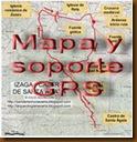 Mapa y soporte GPS - Menhir de Ohianondo - Espinal