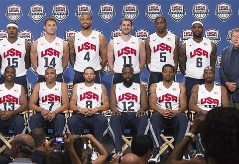 Баскетбольная Команда Мечты Америки 2012