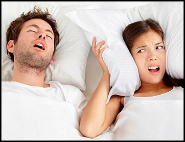 Cara mudah mengatasi tidur mendengkur