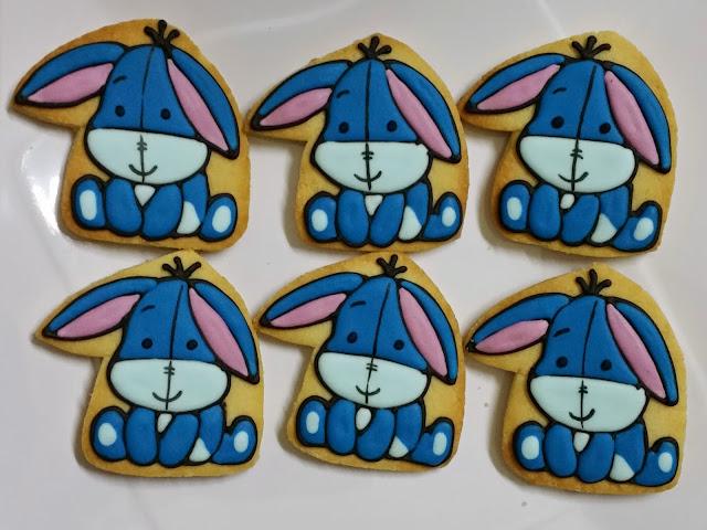 eeyore cookies