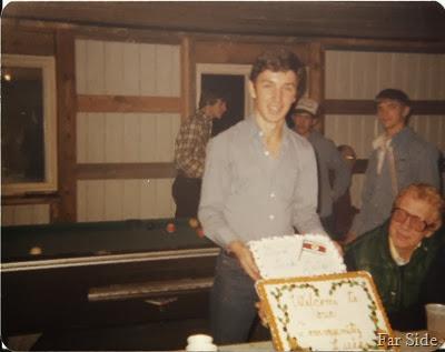 Luis amd a cake  1978