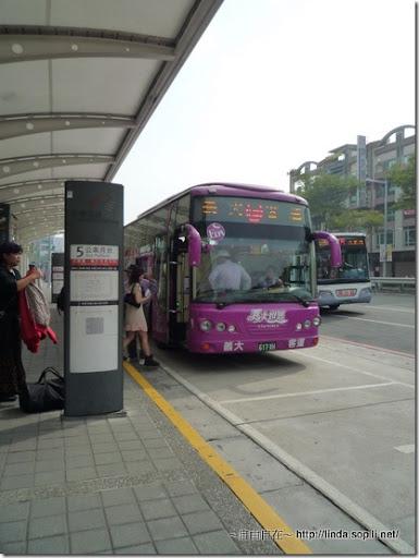 高雄義大世界-5號公車月台