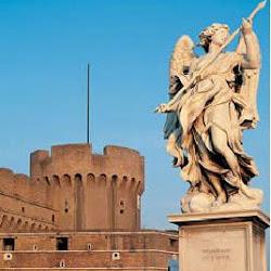 40 - Bernini - Angel del Puente de Sant´Angelo en Roma