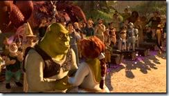 Shrek et Fiona