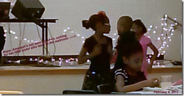 Amareah at dance