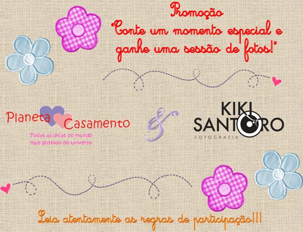 Promocao - Kiki Santoro e Planeta Casamento (2)