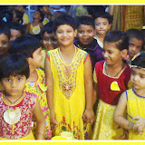 Yellow Colour Day Celebrations at Mehdipatnam Branch