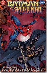 P00003 - Marvel vs DC - Batman &amp; Spiderman.howtoarsenio.blogspot.com