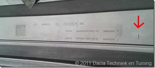 Parkeersensoren Dacia Duster 02