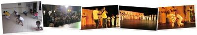 Afficher La Capoeira à la Fondation Zinsou