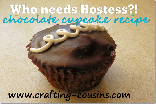 Hostess recipe from The Crafty Cousins