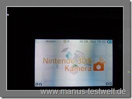 Nintendo 3DS Kamera