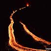 Photos coulées de lave et éruption du Piton de la fournaise du 5 Février 2015 reunion volcan