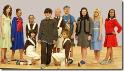 WONKA Cast Picture