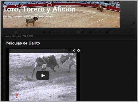 2013-07-03 Toro torero y aficion