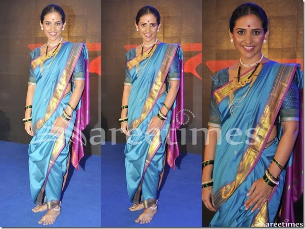 Blue_Traditional_Silk_Saree