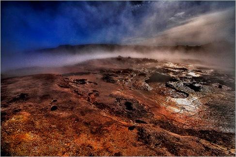 Gateway To Hell – Námaskarð, Iceland 02