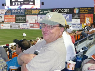Frederick Keys Game - July 14, 2009