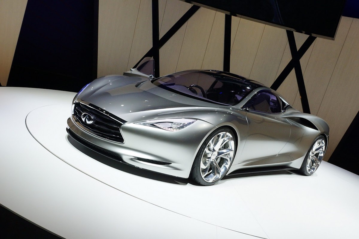 Infiniti To Launch Five New Models By Including Performance