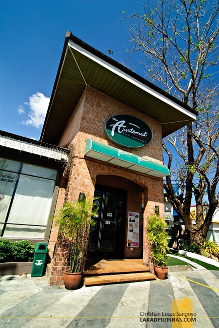 Weekend Food Trip at Subic's The Aristocrat Restaurant