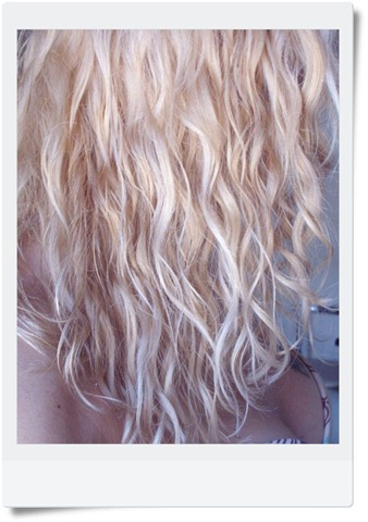 Como esta meu cabelo