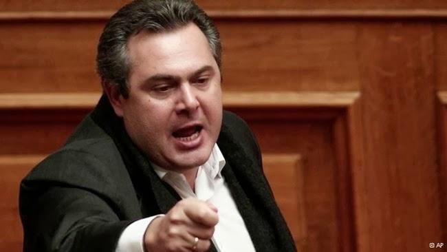 Μήνυση Καμμένου σε Πάχτα και «Ελληνικός Χρυσός Α.Ε.»