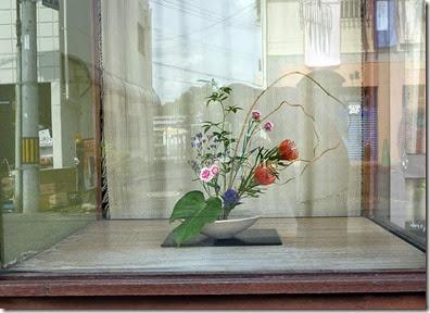 【自由花】コクワヅル、ピンクッション、モンステラ