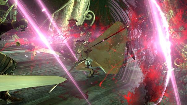 imagens de Drakengard 3