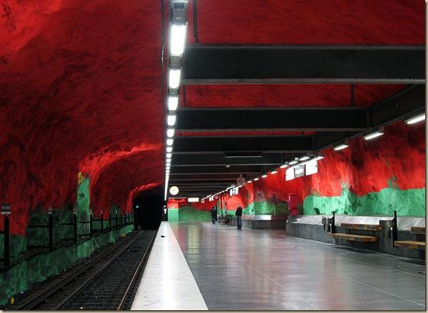 24 stations de métro stupéfiantes (28)