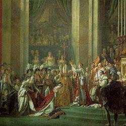 54 - David - Coronacion de Napoleon.JPG