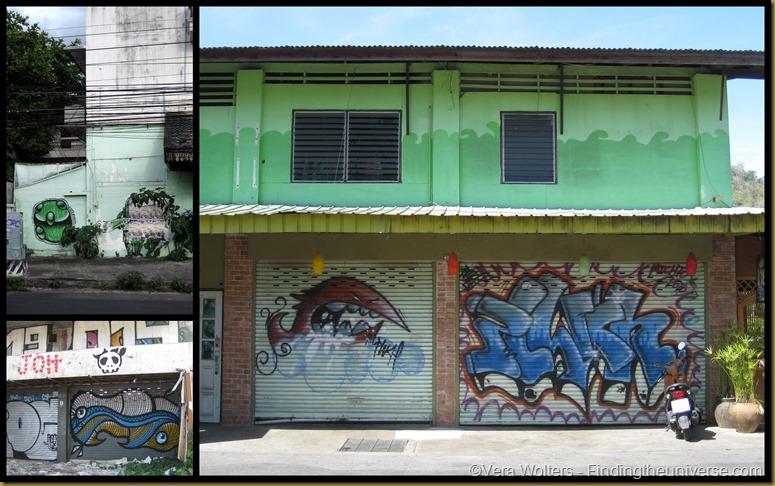 Street Art Phuket/Chiang Mai