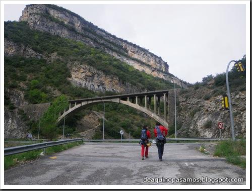 Via Gali-Molero 500m 6b  Ae (V  A1 Oblig) (Roca Regina, Terradets) (Isra) 9816