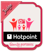 Family Portraits Jury Badge