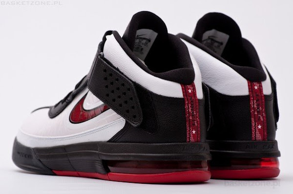 Nike Air Max Soldier V 8220BlackWhiteRed8221 8211 Detailed Gallery