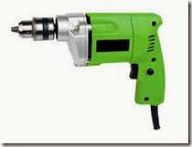 Snapdeal : Buy Gauba Traders New 10mm Powerful Drill Machine at Rs.597 only