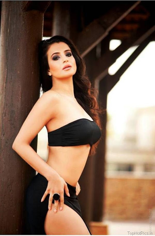 Unseen Hot Actress Amisha Patel Sizzling Spicy Photoshoot