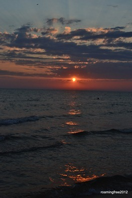 Lake Michigan Sunset-018